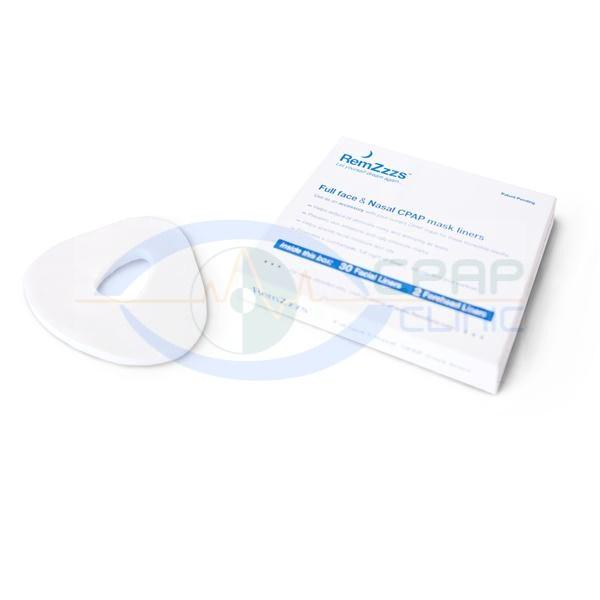 CPAP-Clinic Accessories : # K7-NS RemZzzs Padded Liners for Nasal Mask , Small, 30 Days Supply-/catalog/accessories/RemZzz-F-01