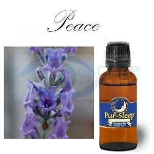 Pur-Sleep Accessories : # PEA30 Aromatherapy for CPAP Aromatic Refill , Peace, 30ml