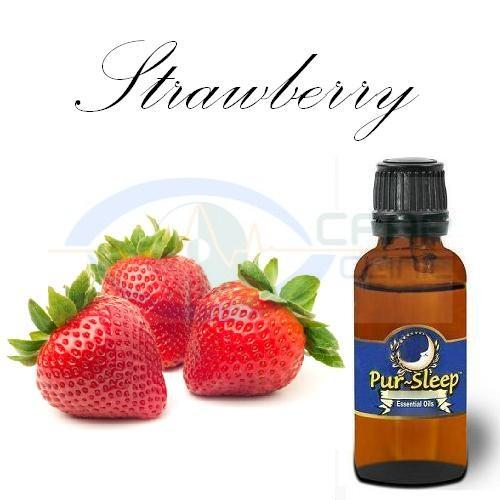 Pur-Sleep Accessories : # STR30 Aromatherapy for CPAP Aromatic Refill , Strawberry, 30ml-/catalog/accessories/aromatherapy/STR30-01
