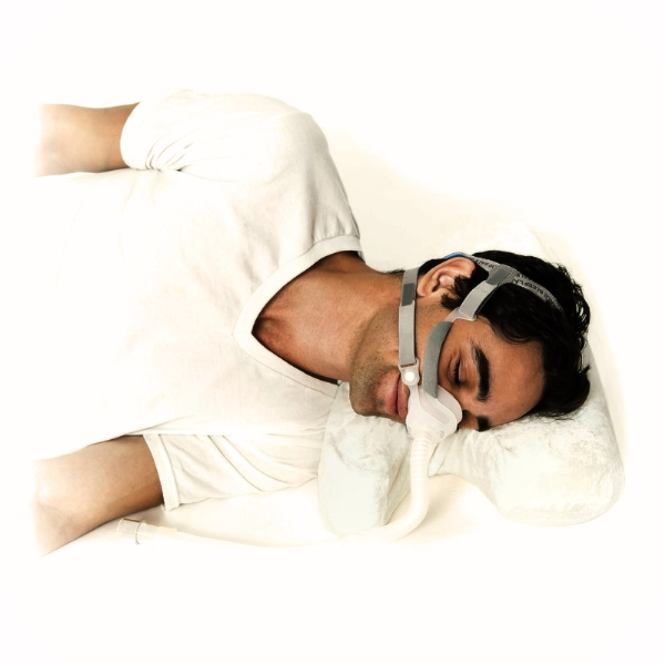 CPAP-Clinic Accessories : # 689764 Best in Rest Memory Foam CPAP Pillow with Cooling Gel-/catalog/accessories/bestinrest/689764-02