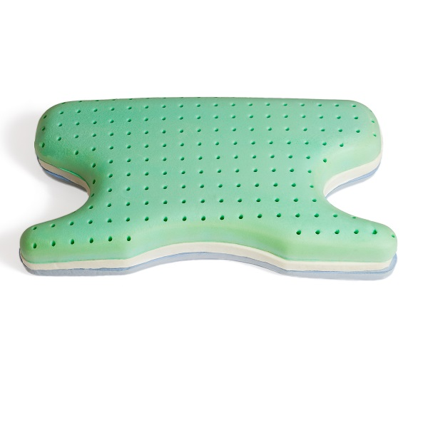CPAP-Clinic Accessories : # 461241 Best in Rest Memory Foam CPAP Pillow Premium quality multi-layered reversible.-/catalog/accessories/bestinrest/foam-cpap-pillow-03