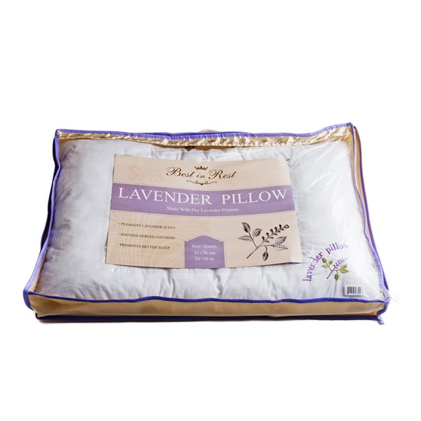 CPAP-Clinic Accessories : # 461227 Lavender Pillow by Best In Rest-/catalog/accessories/bestinrest/lavender-pillow-01