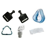 CPAP mask replacement parts