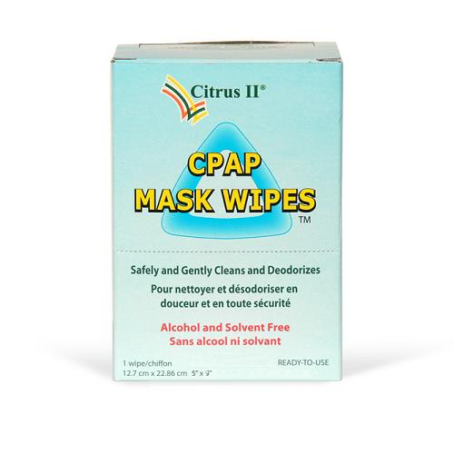 KEGO Accessories : # 372066-1 Citrus II CPAP Mask Cleaner Wipes Individually Wrapped , 12 Wipes-/catalog/accessories/kego/276372066-01