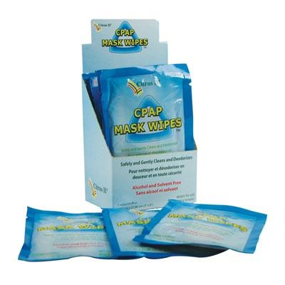KEGO Accessories : # 372066-1 Citrus II CPAP Mask Cleaner Wipes Individually Wrapped , 12 Wipes-/catalog/accessories/kego/276372066-04