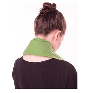 KEGO Accessories : # 800433 TheraPeaz Pack w/green flannel wrap , Neck, 3 pk, 7.5x3.25 inch each-/catalog/accessories/kego/800433-02