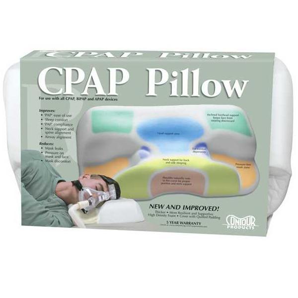 Kego Accessories 900203 Contour Cpap Pillow