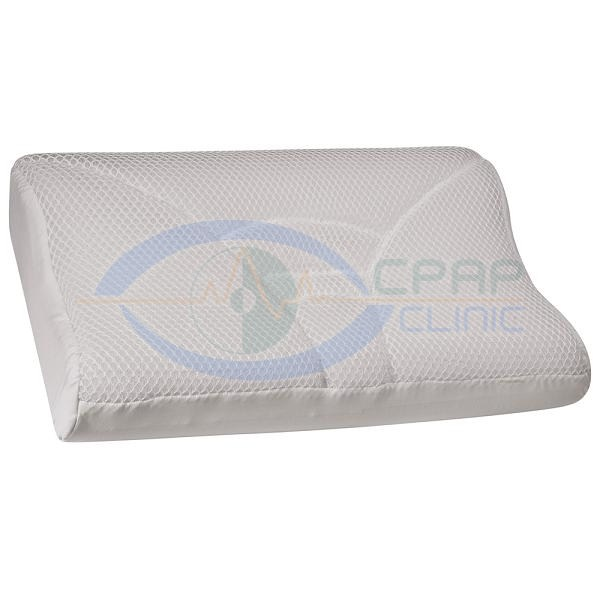 KEGO Anti-Snoring : # 900248 Contour Cool Mesh Memory Foam Pillow-/catalog/accessories/kego/900248-03