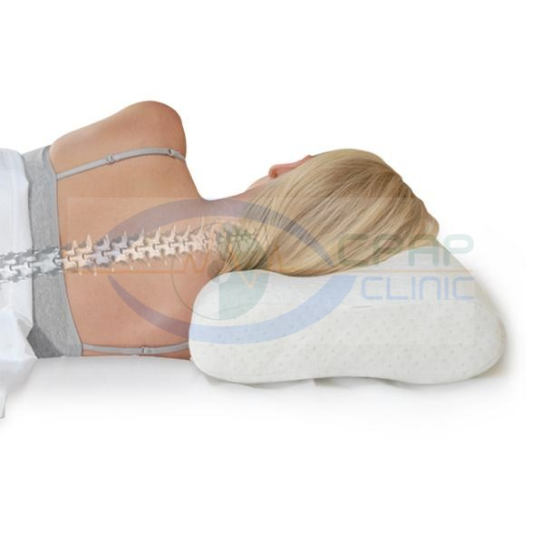 KEGO Anti-Snoring : # 900248 Contour Cool Mesh Memory Foam Pillow-/catalog/accessories/kego/900248-05