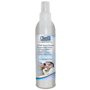 KEGO Accessories : # 900301-1 Contour Unscented CPAP Mask Cleaner Spray , 1 Canister, 8 oz.