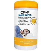 CPAP: Contour Citrus Scented CPAP Cleaner Mask Wipes