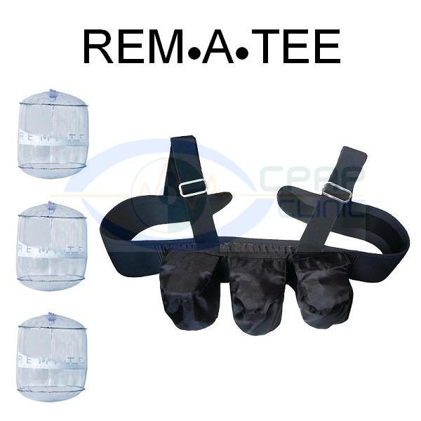 Kego Accessories Bbns M Rematee Neoprene Bumper Belt