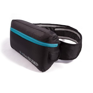 KEGO Anti-Snoring : # SB-BC-LG Slumberbump Sleep Belt Black/Coral (Salmon), Qty 1 , L/XL 43-59