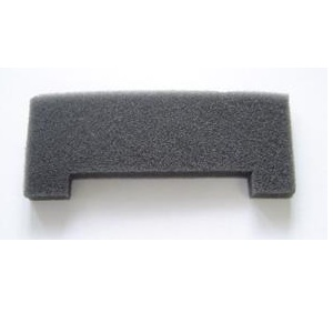 KEGO Accessories : # P73536 DeVilbiss 7353, 7354, 7355 and 7357 Series Inlet Foam Filters , 4/ Pkg