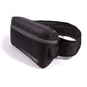 CPAP: Slumberbump Sleep Belt  Black/Gray