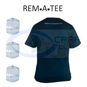 KEGO Anti-Snoring : # Ts-0001 Rematee Anti Snore T-Shirt , Small