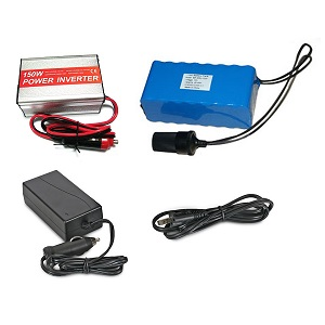 CPAP-Clinic Accessories : # S8-245 ResMed S8 Battery Pack , 245Wh