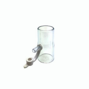 Philips-Respironics Accessories : # 312010 Oxygen Enrichment Connector for CPAP and Bi-Level  , 10 pk