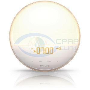 CPAP-Clinic Accessories : # HF3520 Philips Wake-up Light PLUS with Colour Sunrise Simulation