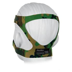 ResMed Replacement Parts : # 16120 Universal Headgear , Medium (Camouflage)