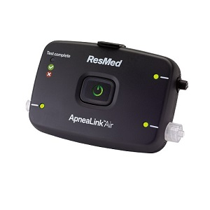 CPAP-Clinic Other : # 22354-Service ApneaLink Air at-home screening for snoring and sleep apnea-/catalog/accessories/resmed/22354-01