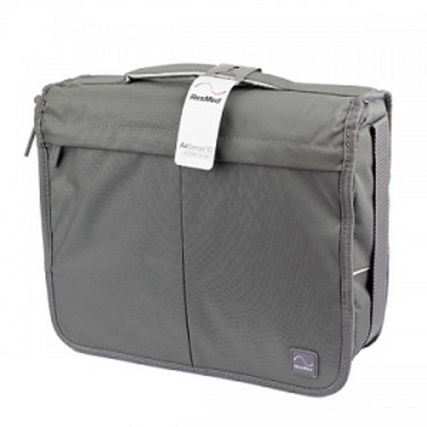 ResMed Accessories : # 37305 AirSense 10 Travel Bag/Carrying Case , Light Grey-/catalog/accessories/resmed/37305-02