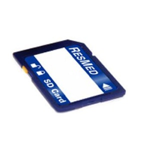 ResMed Accessories : # 38940 S9 ResScan SD Card