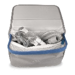 CPAP: Bedside Organizer CPAP mask & hose bed storage/organizer (mask, tubing, accessories inside bag are not included)