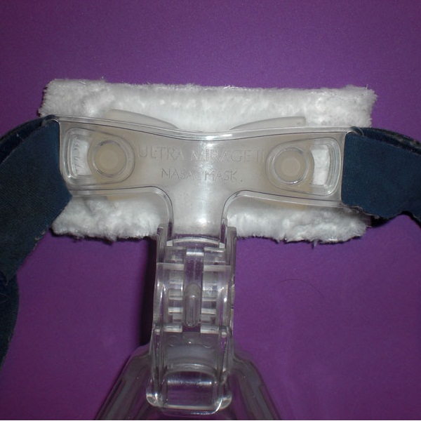 CPAP-Clinic Accessories : # SS002 Forehead Softie  for any Nasal or Full-Face CPAP Mask-/catalog/accessories/ss002-02