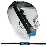 CPAP: Comfort Chinstrap