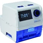 CPAP: IntelliPAP 2  With Humidifier and PulseDose