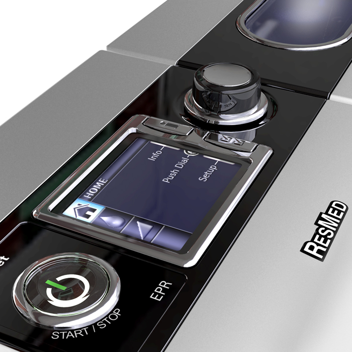 resmed s9 autoset cpap machine