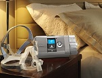 CPAP: AirCurve 10 VAuto 3G with HumidAir