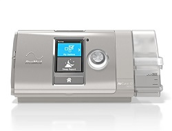 ResMed BiPAP : # 37410 Aircurve 10 ASV 3G CPAP with SlimLine