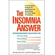 Books: The Insomnia Answer