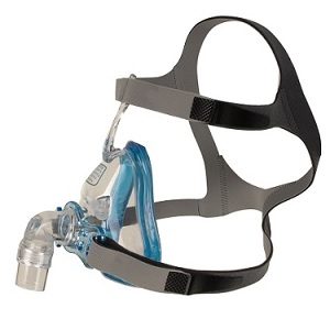 DeVilbiss CPAP Full-Face Mask : # 50848 INNOVA Full with Headgear , Small