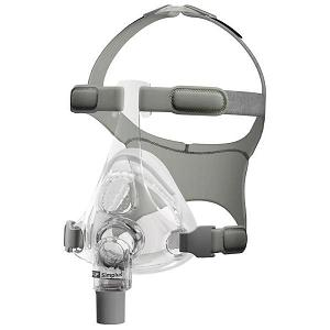 Fisher-Paykel CPAP Full-Face Mask : # 400475 Simplus with Headgear , Small