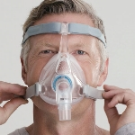CPAP: Vitera with Headgear
