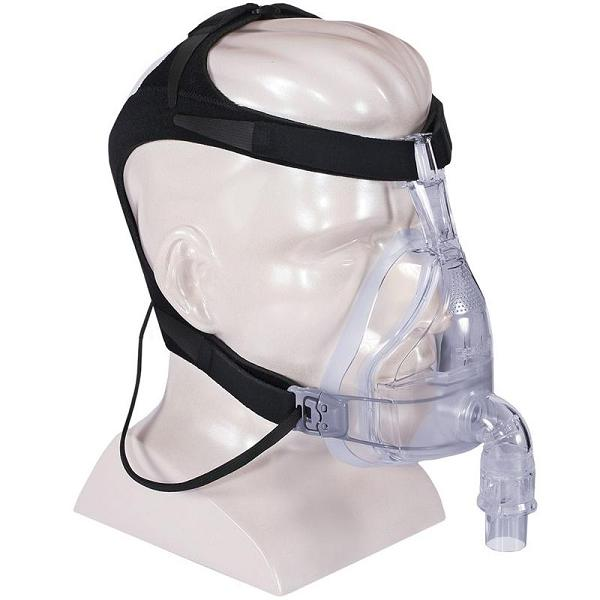 Fisher-Paykel CPAP Full-Face Mask : # HC431 FlexiFit 431 with Headgear  , Small, Medium, Large-/catalog/full_face_mask/fisher_paykel/HC431-03