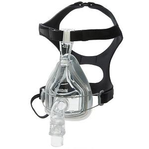 Fisher-Paykel CPAP Full-Face Mask : # HC432M FlexiFit 432 with Headgear , Medium