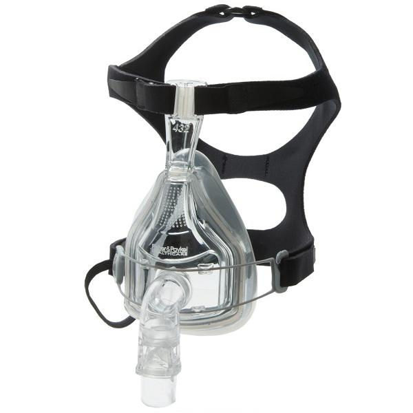 FlexiFit 432 Full Face CPAP Mask without Headgear Large - 400HC522 Vitamin Oil Bubble Cleanser 4.58oz
