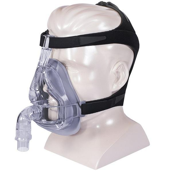 Fisher-Paykel CPAP Full-Face Mask : # HC432XL FlexiFit 432 with Headgear , Extra Large-/catalog/full_face_mask/fisher_paykel/HC432-04