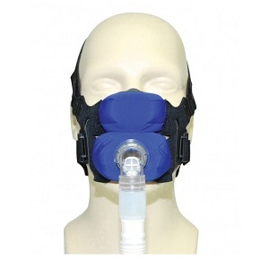 Circadiance CPAP Full-Face Mask : # 100955 SleepWeaver Anew Blue with Headgear  , Small