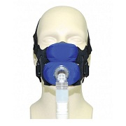 CPAP: SleepWeaver Anew Blue with Headgear