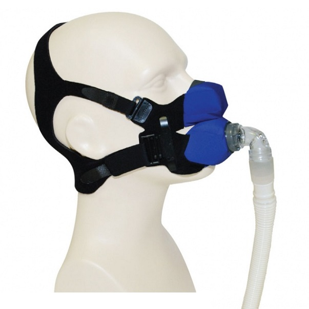 SleepWeaver Anew Soft Cloth CPAP Full Face Mask |Sleepweaver Full Face Mask