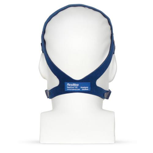 ResMed Replacement Parts : # 61734 Quattro FX Headgear , Small (Navy)-/catalog/full_face_mask/resmed/61734-02