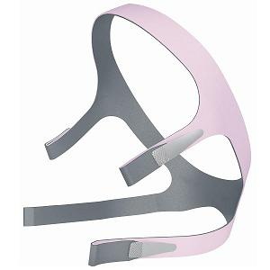 ResMed Replacement Parts : # 62506 Quattro FX for Her Headgear , Small (Pink)