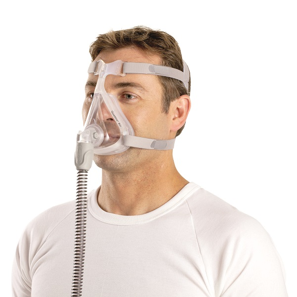 ResMed CPAP Full-Face Mask : # 62701 Quattro Air with Headgear , Small-/catalog/full_face_mask/resmed/62702-03