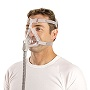 ResMed CPAP Full-Face Mask : # 62701 Quattro Air with Headgear , Small