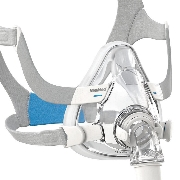 CPAP: AirTouch F20 with headgear